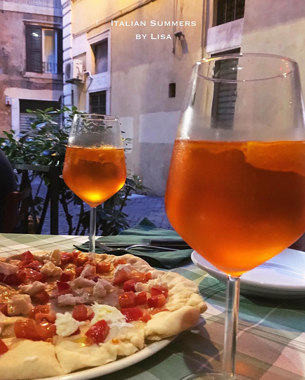 Lisa van de Pol van Italian Summers in Rome