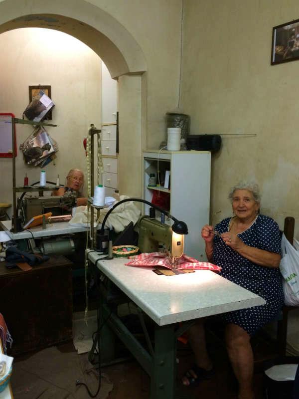 Appartement tijdens de make-over werkzaamheden. Appartement Casa Cuore di Roma te huur in Rome