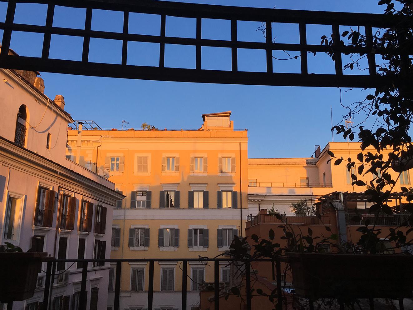Rome appartement centraal gelegen om de hoek van het Colosseum